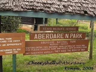 Aberdare N.Park