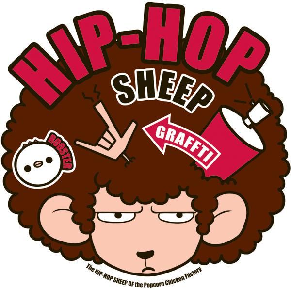 敗衣網-第2款嘻哈羊版A