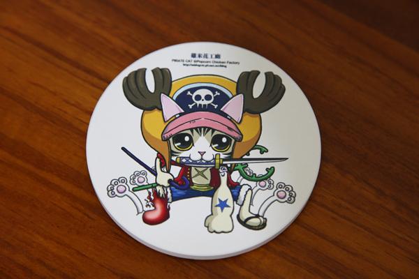 海賊貓杯墊活動2