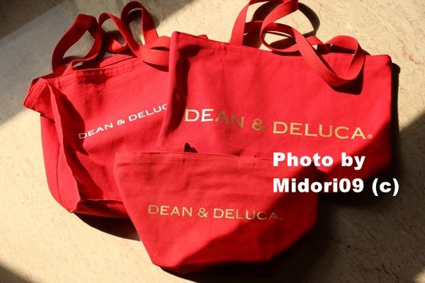 dean & deluca christmas limited bag