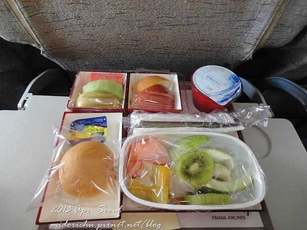 韓亞水果餐