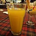 柳橙檸檬汁