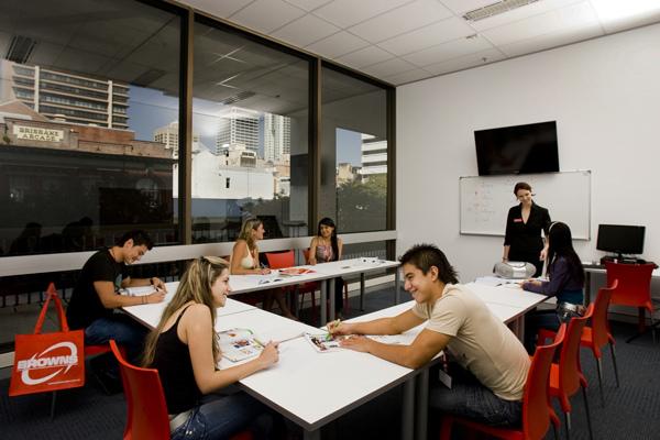 布里斯本 - 教室