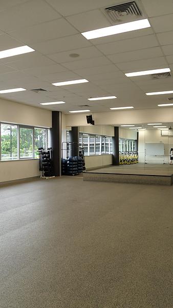 有氧舞蹈教室