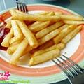 薯條((有點高熱量