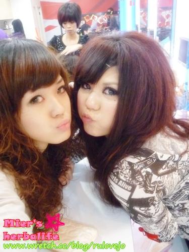 我妹說要把我變成楊丞琳的雨愛髮型