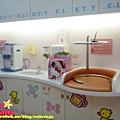 好可愛的育嬰室!