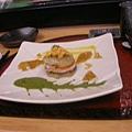 這是第一道菜!冷盤!