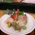 第二道生魚片