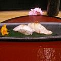 第六道!魚壽司