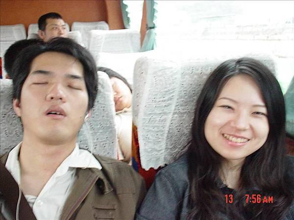 ♡哥哥睡死了,姐姐笑得開朗♡