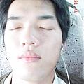 ♡這張是姐姐拍的!睡死的大哥!ㄎ♡