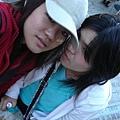 我和ella北鼻^^