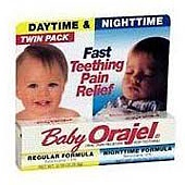 baby orajel mouth teething gel