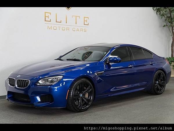 自辦美規外匯車BMW M6開箱分享,代辦美規外匯車BMW M6規格配備介紹,外匯車商推薦 LA 桃園車庫。