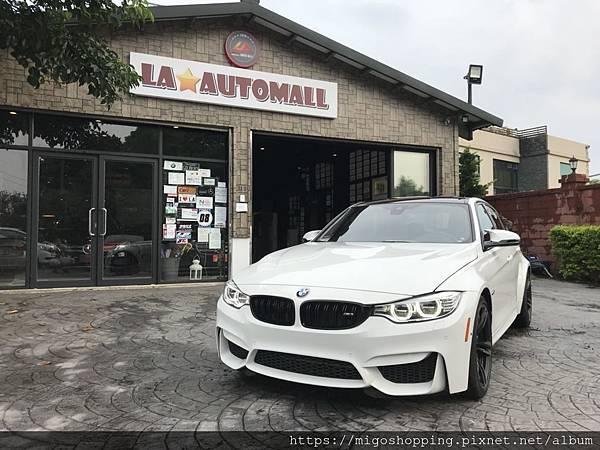 美規外匯車BMW M3流程分享,代辦美規外匯車BMW M3回台介紹。BMW M3評價及規格配備,外匯車商推薦 LA 桃園車庫。