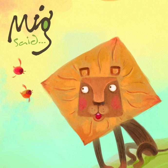 米各說的方頭獅