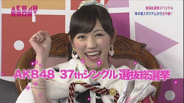 (2014.06.07) 37thシングル選抜総選挙 AKB48 SHOW! ep32_201462115219