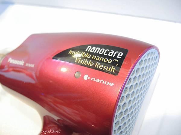 panasonic奈米水離子吹風機