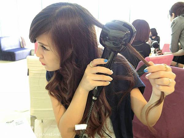 babyliss魔幻捲髮造型器