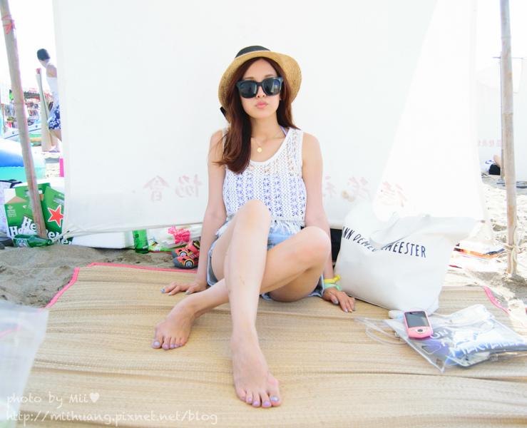 bikini夏日穿搭