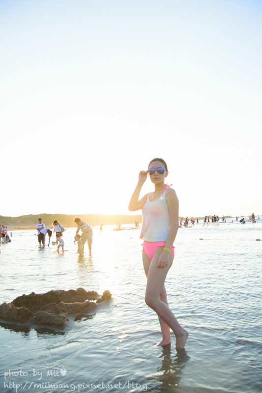 bikini夏日海邊穿搭