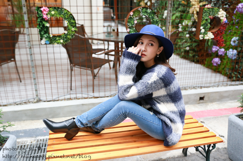 Léa穿搭 秋冬毛衣