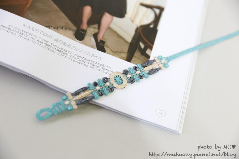 missiu Emijay刺繡手環