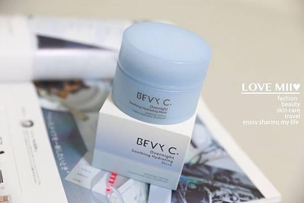Bevy.c水潤肌保濕