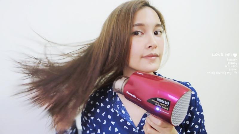 panasonic吹風機EH-NA45