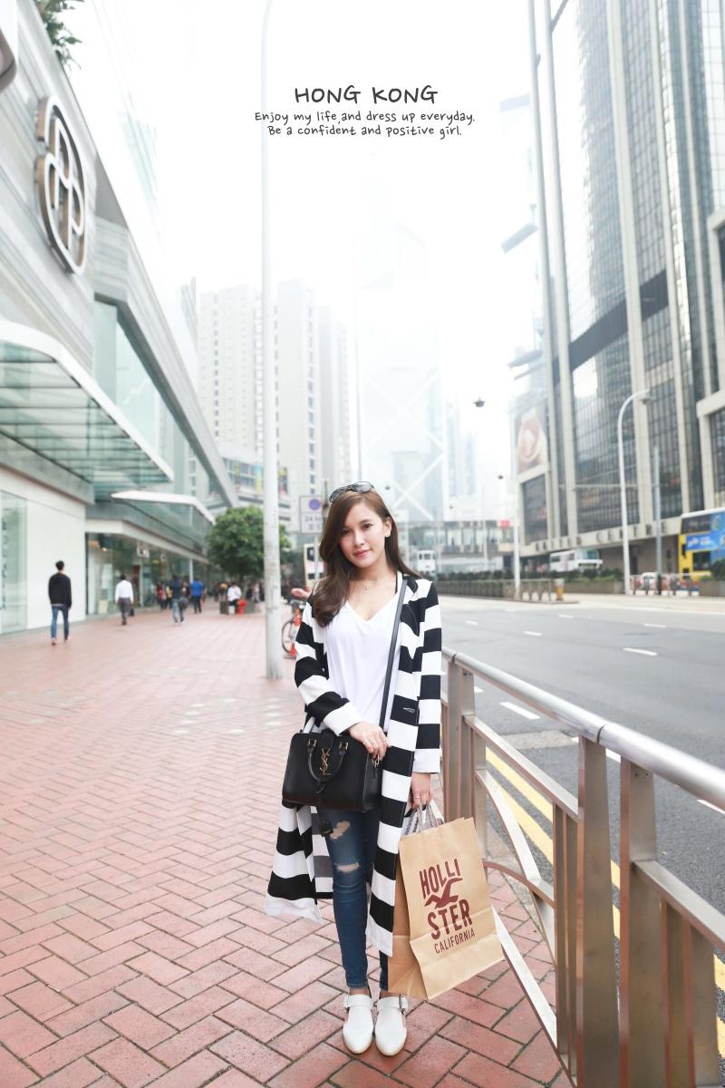 香港自由行穿搭,旅遊穿搭