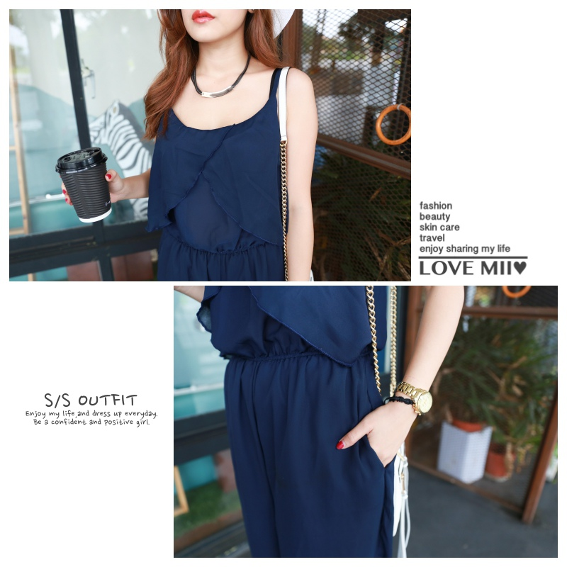 連身褲Jumpsuit Playsuit