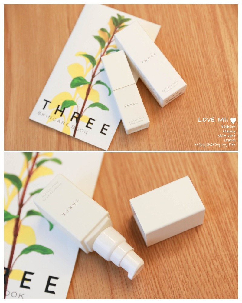 THREE平衡潔顏油