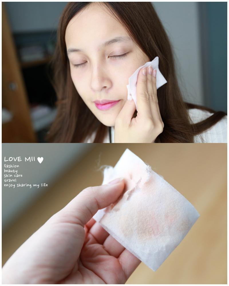 1028卸妝洗臉