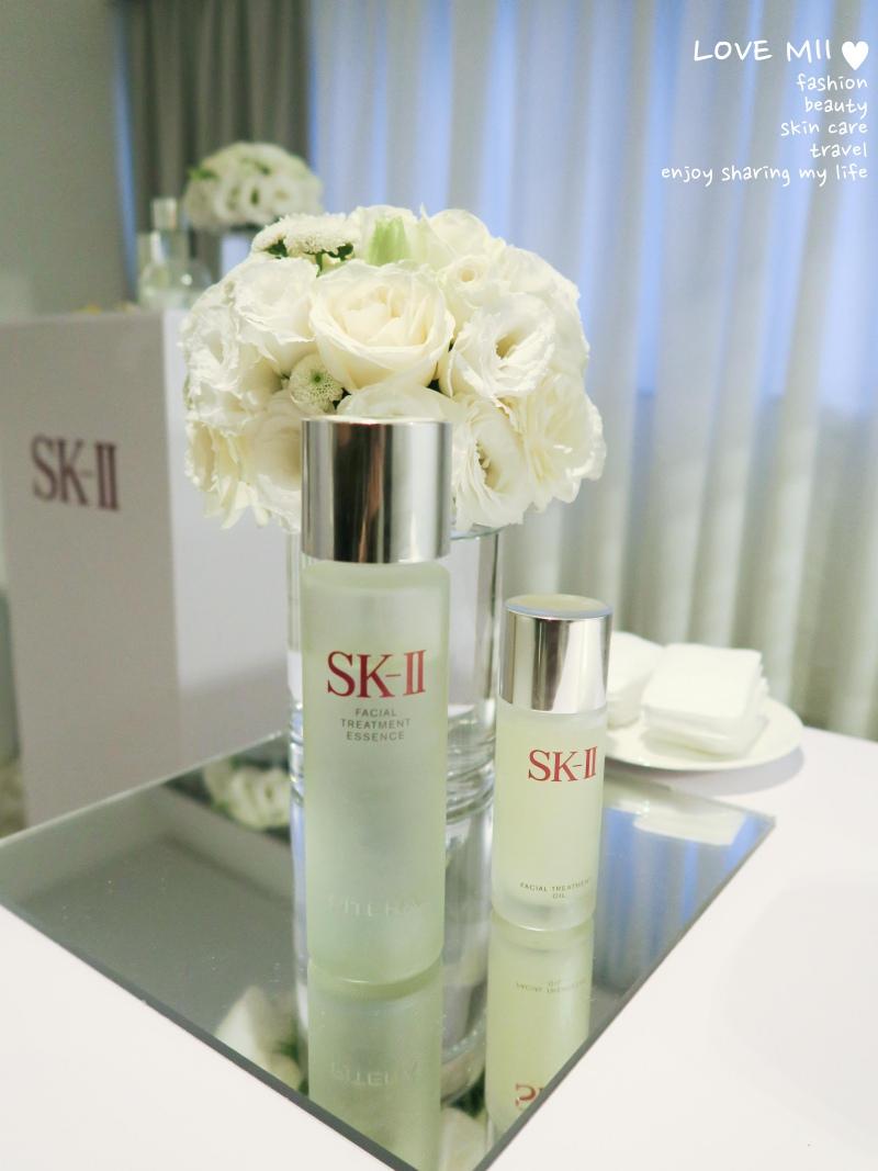 SK-II青春修護精萃油