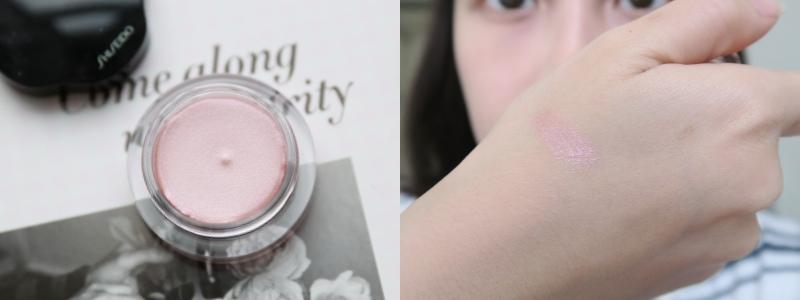 SHISEIDO資生堂 時尚色繪尚質長效精華粉蜜