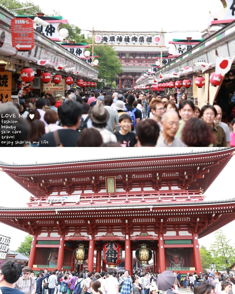 日本東京自由行程安排