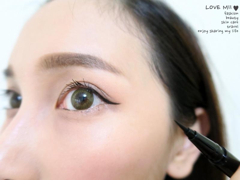 UNT 眼線液筆睫毛膏