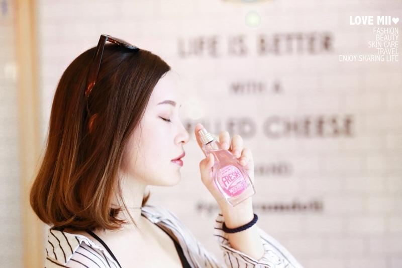 MOSCHINO小粉紅清新女性淡香水