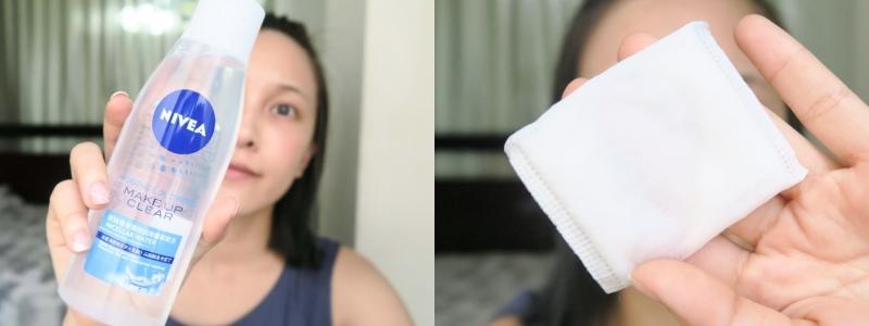 妮維雅卸妝水眼唇卸妝