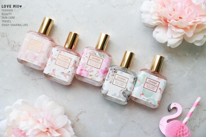 OHANA MAHAALO輕香水