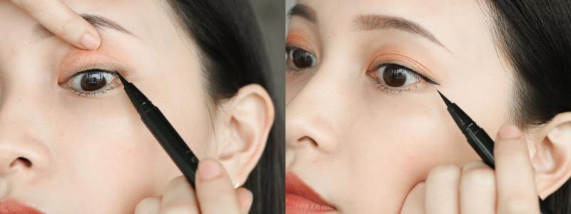 1028眼影盤 眼線液