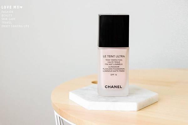CHANEL雪紡輕紗完美持久粉底