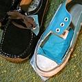 我太愛這雙帆布鞋!超棒的顏色