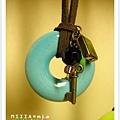 瓷圈圈(藍綠)
