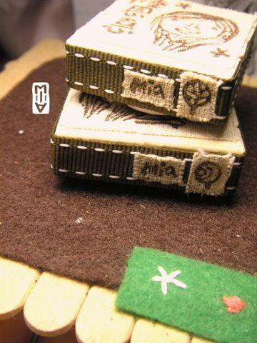MIA橡皮章換新的包裝!