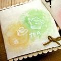 黃綠的TEA