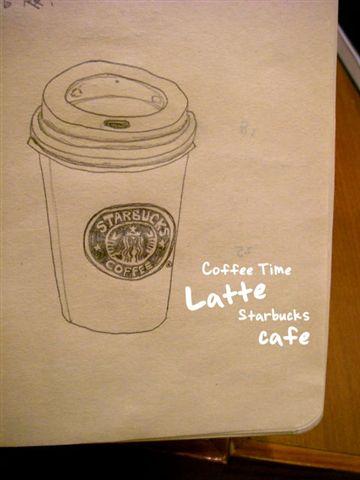 星巴克的Latte Time