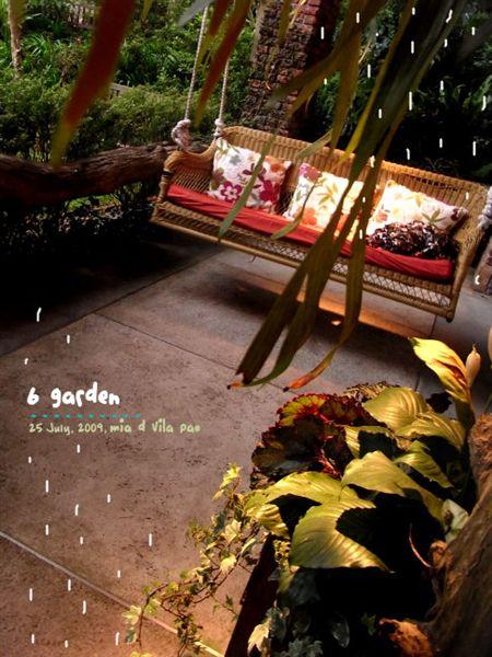 6garden:吊椅