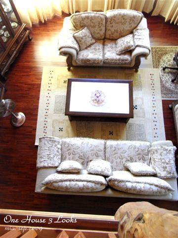 客廳,就是給客人坐、給客人聊天~